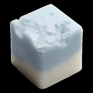 Badewürfel Eisberg