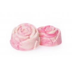 Schafmilchseife Rose