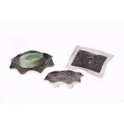 Seifenschale lava slate