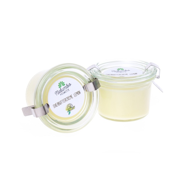 Sheabuttercreme Lemon