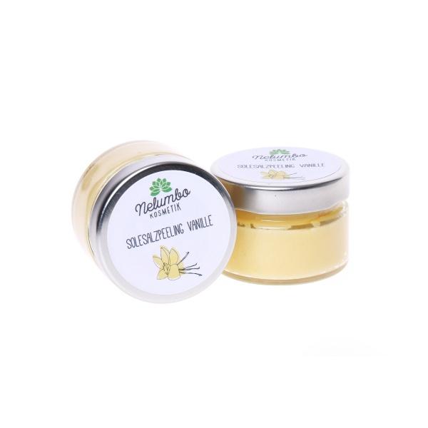 Solesalzpeeling Vanille